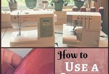 Sergers and Coverstitch Machines / Tips, tricks, tutorials, and guides to using sergers or coverstitch machines.