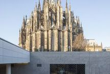 Duomo di Colonia - Rivestimenti in Ceppo di Gré