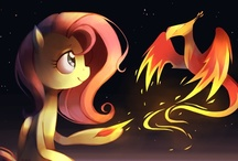 My Little Pony / One of the #1 My Little Pony fans ~ Can't get enough! <3 / by River Song