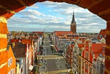 Polish cities - Polskie miasta