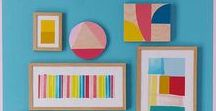 Wall Art Decor Ideas / Whether you love hanging favourite pictures on your wall, or photos of memorable trips and people, we've gathered together lots of modern and contemporary wall art decor ideas to get you inspired.