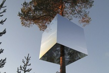 Shelters - Sculptures - Spaces / by Hannah Imlach