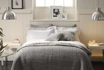The White Company Festive Bedroom Ideas / Enter The White Company Christmas Bedroom Competition on Fresh Design Blog - http://www.freshdesignblog.com/2012/12/the-white-company-christmas-bedroom-competition/