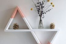 Storage Ideas / Stylish, achievable and brilliant ideas for storage in a modern and contemporary home. Solve your home storage and organisation dilemmas today!