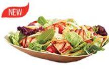 BK® Delivers | Salads & Wraps