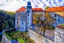 Polish castels