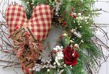 Valentine Decor & Crafts DIY / I Love you Day