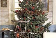Christmas - Primitive / Primitive Christmas Decor