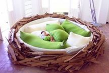 Beautiful Bedding  / Beds