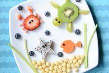 Lunch Box / Kid friendly, mom and dad-worthy lunch ideas!