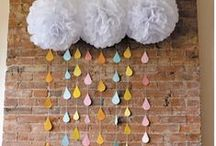 Baby Shower Power / It's raining babies! Ideas, inspiration, tips, tricks and recipes to welcome little ones!  / by Just Hatched