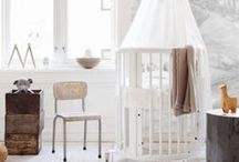 Nursery Time / There's nothing sweeter than decorating a nursery. Make it the sweetest place in your home with these inspirational designs and ideas. / by Just Hatched