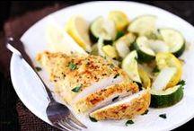 Chicken & Pork Recipes