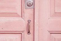 pink / by jousska