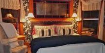 Romantic Room 23 / This historic king room located in the mansion is the ultimate in romance