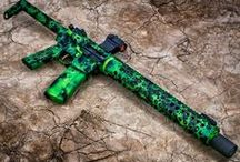 AR Heaven / The black rifle no longer needs to be black!  There is an American tradition of being original.  For those who have never done well, being satisfied with the status quo...this Board's for you!