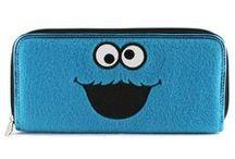 Sesamstraat / Sesamstraat, wie is er niet groot mee geworden?! Bij HuupHuup vind je de leukste producten van je favoriete #Sesamstraat personages Ernie, Bert, #Elmo en #Koekiemonster!