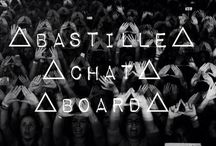 Bastille Chat Board △ / in order to be added you must be following me! That is the way Pinterest works sorry for any inconvenience!! / by e.