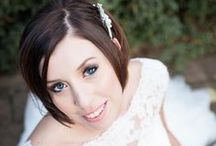 Wedding Inspiration {Make-up} / Looking beautiful on your wedding day...