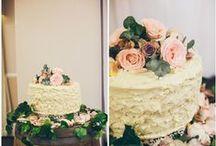 Wedding Inspiration {Cakes} / Gorgeous, yummy wedding cakes to inspire you...