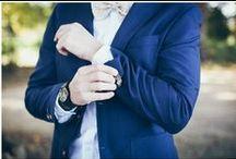 Wedding Inspiration {Grooms} / It's all about good grooming gentlemen!