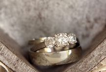 Wedding Inspiration {Rings} / Ties that bind...