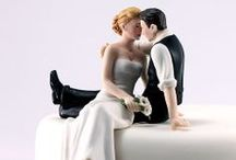 Wedding Inspiration {Cake Toppers} / Perfect cake toppers...