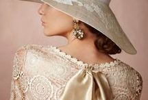 Wedding Inspiration {Mother of the Bride} / Mom, try not steal the show...