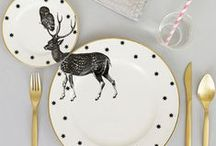 Christmas Table Styling Ideas / How to decorate your table for Christmas