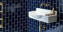 Bathroom Design & Decor Ideas / Dreaming of a luxury or designer bathroom? We've gathered together lots of gorgeous bathroom ideas for small or large budgets, including baths, showers, sinks and basins, plus bathroom decor ideas.