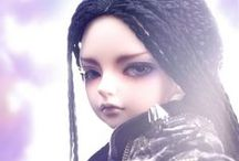 Fairyland Minifee BJDs / Fairyland Minifee Seorin & Ryeon & mehr...