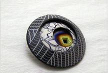 MARABU ŠPERKY 2014-2015 / polymer jewelry
