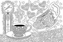 Free Coloring Pages / Coloring pages to print & color for free