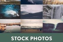 Stock Photo Bundles / A complete collection of my stock photo bundles which can be purchased in my Creative Market store: http://bit.ly/1THXvez ----- (Subjects: Beach / Canyon / Cave / Clouds / Coast / Glacier / Ice / Lake / Lifestyle / Light / Mountains / Morning / Nature / Northern Lights / Ocean / Road / Rocks / Sea / Sand / Sky / Snow / Sunrise / Sunset / Tree / Travel / Water / Waterfall / Waves -- Countries: Iceland, Germany, New Zealand, Norway, USA, Scotland, Greenland, Norway, Austria and the Faroe Islands)