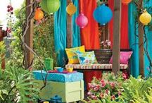 Outdoor Entertaining / Help your garden or outdoor space spring into life, with ideas and inspiration for contemporary outdoor entertaining in style!