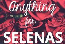 Selena Quintanilla-Perez / Queen of Tejano   April 16, 1971 ~ March 31, 1995 / by River Song