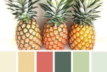 Pineapple Home Design Trend / A fan of pineapples? You'll love the pineapple crush home design trend. Lots of ideas and inspiration for using the tropical pineapple design in your home style.