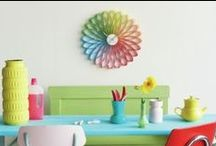 Clocks / Keep track of the time in style at home, with a funky clock or two!
