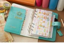 Planners & Organisers / Want to get more organised? Check out this fabulous ideas for planners and organisers. The board includes ideas for planning and organising your life and work, plus nifty accessories to help make your planner stylish and unique.