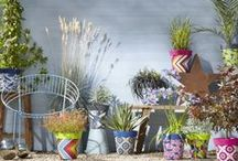 Garden Accessories / Gorgeous garden accessories to help you create the perfect outdoor space.
