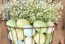 Pastel Perfect / The soft, delicate nature of pastels brings a quiet cheerfulness.