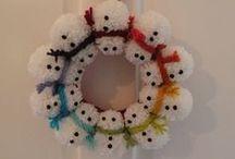 DECO IARNA / decoratiuni pentru sarbatorile de iarna