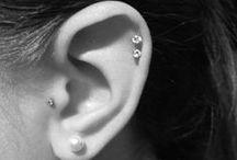 Brincos/Piercing de orelha