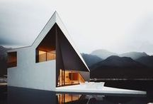 Architecture / Handpicked and frequently updated collection of inspirational architecture projects from all over the world. // Take a look at my other design related boards for more inspiration on architecture, design and photography.