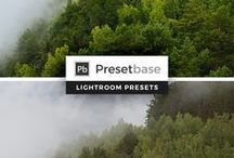 FREE Lightroom Presets / Handpicked and frequently updated collection of free presets for Adobe Lightroom. // Take a look at my other design related boards for more inspiration on Graphic Design, Typography, Webdesign, Illustration and Photography.