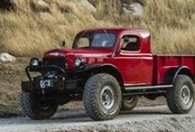 Dodge Power Wagon / Handpicked and frequently updated collection of unique Dodge Power Wagon photos. // Take a look at my other automobile related boards.
