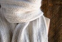 Knitting | Accessories / Knitted scarves, gloves, socks and other accessories. Beanies/hats have their own board!