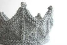 Knitting | Kids Accessories / Knitted patterns for kids hats, scarves, booties and other accessories