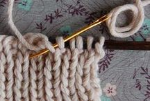 Knitting Courses + Tutorials / All of the knitting resources you could want! This board includes courses on new knitting techniques, how to make new things, tutorials and lessons on improving your knitting and other helpful information!
