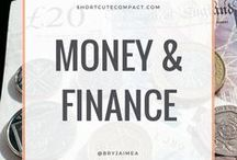 FINANCE ADVICE / Advice on money, finance and how to live within your means